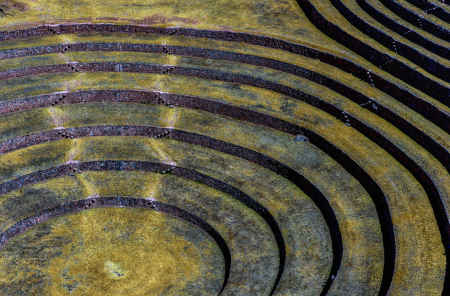 Incan circular experimental project, Moray